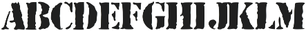 WarIsInTheAir ttf (400) Font LOWERCASE