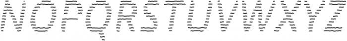 Warka Lines otf (400) Font UPPERCASE
