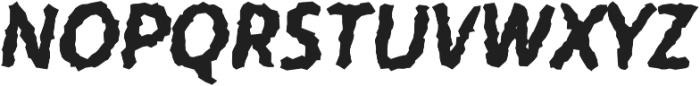 Warka Stoned otf (400) Font UPPERCASE