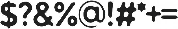 Warlow Slab otf (400) Font OTHER CHARS