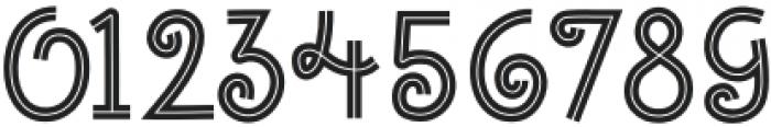Warm Noodles Line Regular otf (400) Font OTHER CHARS