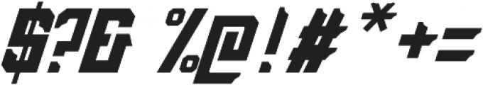 Warrok otf (400) Font OTHER CHARS