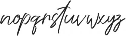 Washington DC otf (400) Font LOWERCASE