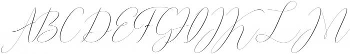 Washington Update Regular otf (400) Font UPPERCASE