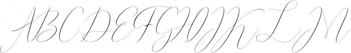 Washington Update Regular ttf (400) Font UPPERCASE