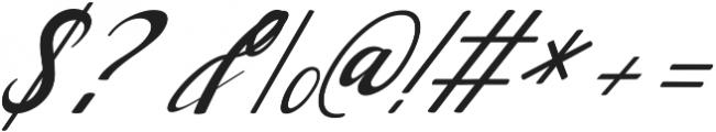 Waterbug ttf (400) Font OTHER CHARS