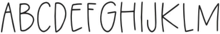 Watermelon Squeeze Script otf (400) Font UPPERCASE