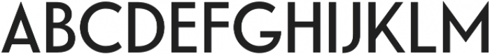 Waverly CF Bold otf (700) Font UPPERCASE