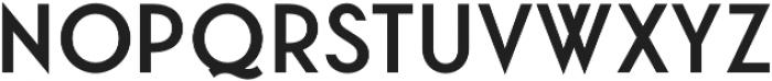 Waverly CF Bold otf (700) Font LOWERCASE