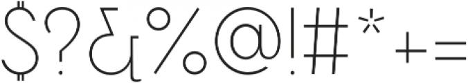 Waverly CF Extra Bold otf (700) Font OTHER CHARS