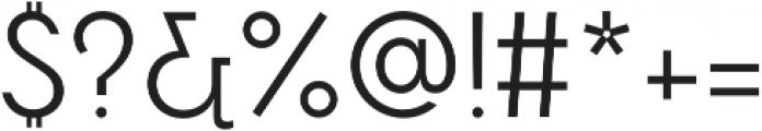 Waverly CF Medium otf (500) Font OTHER CHARS