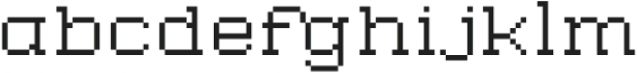 Waves Tiny Slab CPC Extended otf (400) Font LOWERCASE
