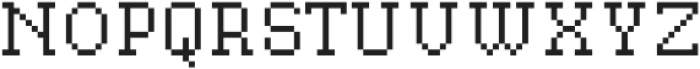 Waves Tiny Slab CPC otf (400) Font UPPERCASE