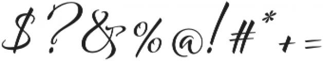 Waylom Pro otf (400) Font OTHER CHARS