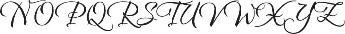 Waylom Pro otf (400) Font UPPERCASE