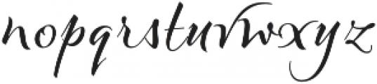 Waylom Pro otf (400) Font LOWERCASE