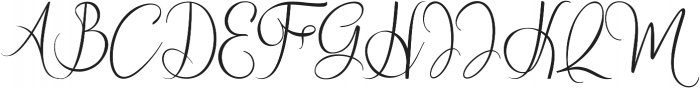 wallows ttf (400) Font UPPERCASE