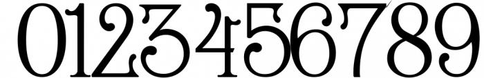 Wallington Pro 2 Font OTHER CHARS
