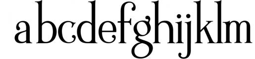 Wallington Pro 2 Font LOWERCASE