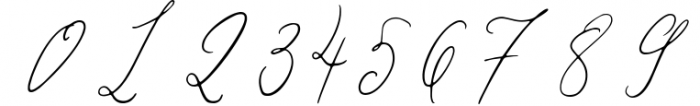 Wandering Hearts Script Duo 1 Font OTHER CHARS
