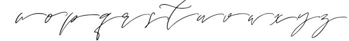 Wandering Hearts Script Duo 1 Font LOWERCASE