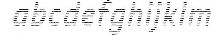 Warka 1 Font LOWERCASE