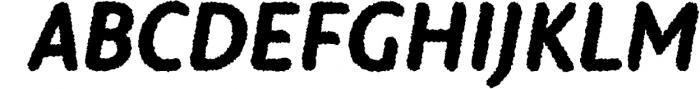 Warka 2 Font UPPERCASE