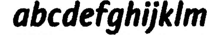 Warka 2 Font LOWERCASE