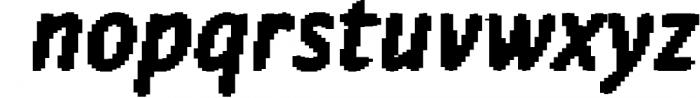 Warka 3 Font LOWERCASE