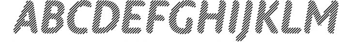 Warka 4 Font UPPERCASE