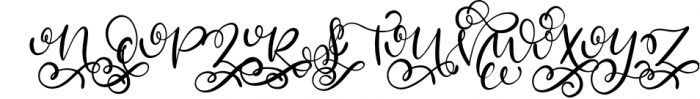 Warmestry - A Script With Swirls & Flourishes Font UPPERCASE