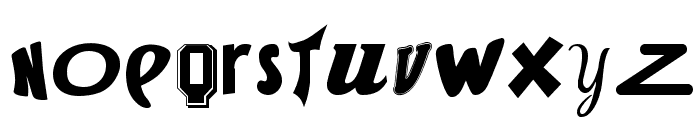WANT SOME CANDY Font LOWERCASE