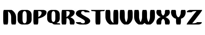 WaChaKa Font LOWERCASE