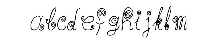 WaaibergSM Font LOWERCASE