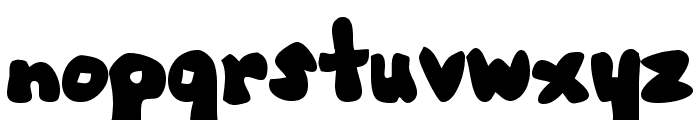 Wab Font LOWERCASE