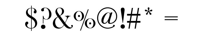 Wachinanga Font OTHER CHARS