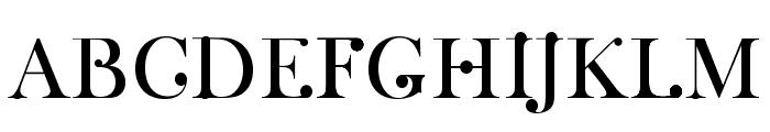 Wachinanga Font UPPERCASE