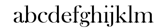 Wachinanga Font LOWERCASE