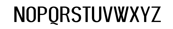 Wagashi Sans Regular Font UPPERCASE