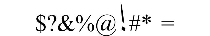 WahabSahito Font OTHER CHARS