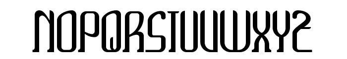 Wako Font UPPERCASE