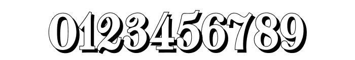 Walbaum-Fraktur-ShadowBold Font OTHER CHARS
