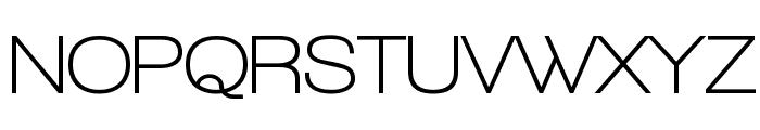 Walkway Bold Font UPPERCASE