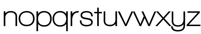Walkway Bold Font LOWERCASE