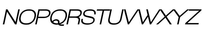 Walkway Oblique UltraBold Font UPPERCASE