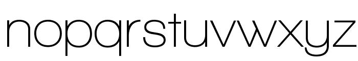 Walkway SemiBold Font LOWERCASE