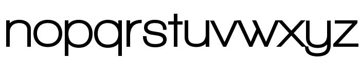 Walkway UltraBold Font LOWERCASE
