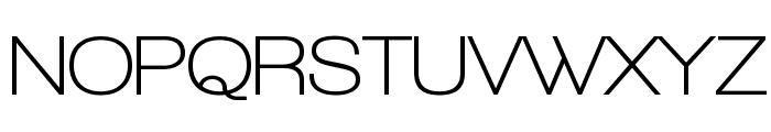 Walkway Upper Bold Font UPPERCASE