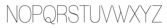 Walkway Upper Condensed Font UPPERCASE