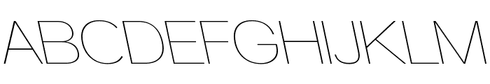 Walkway Upper RevOblique Font UPPERCASE
